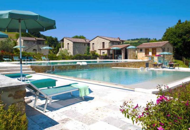 Agriturismo Toskana Agriturismo Country Resort Toskana mit tollem Pool und Restaurant