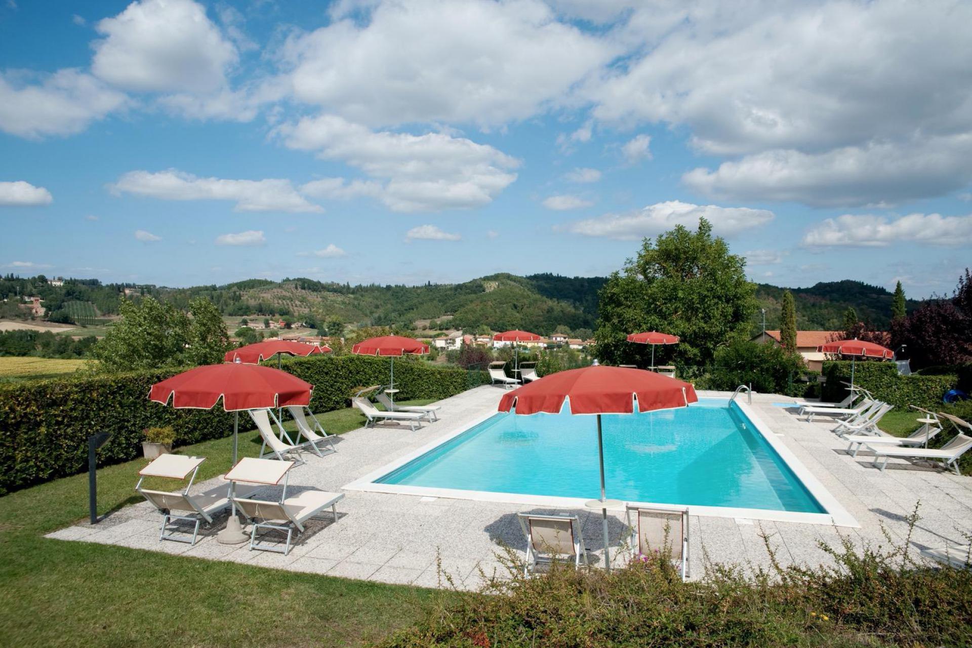 Agriturismo Toskana Agriturismo für Familien mit großem Pool und Kinderbecken