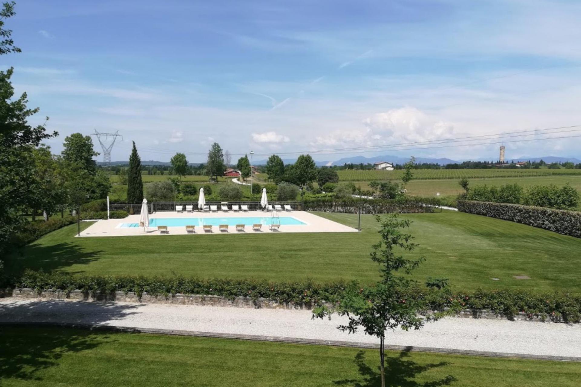 Agriturismo Comer See und Gardasee Agriturismo in der Nähe eines Golfplatzes - Gardasee   myitalyselection.de