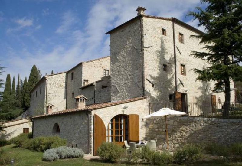 Agriturismo Toskana Agriturismo Toskana Chianti, mit luxuriösen Wohnungen