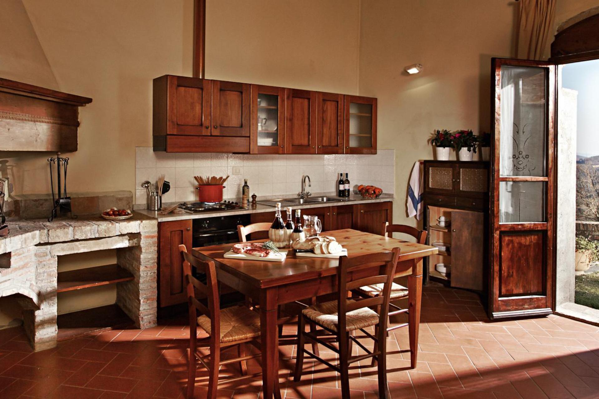Agriturismo Toskana Agriturismo Toskana, mit schön gestalteten Wohnungen
