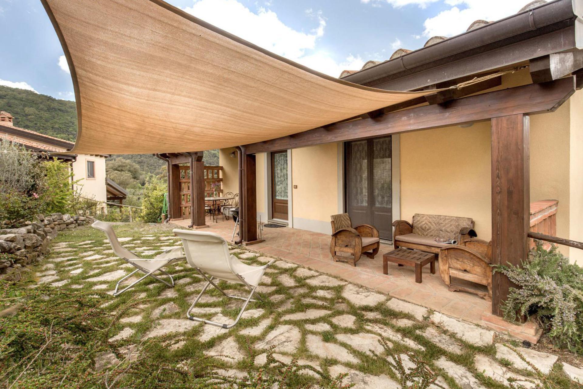 Agriturismo Toskana Appartement Maremma - luxuriöse und ruhig | myitalyselection.de