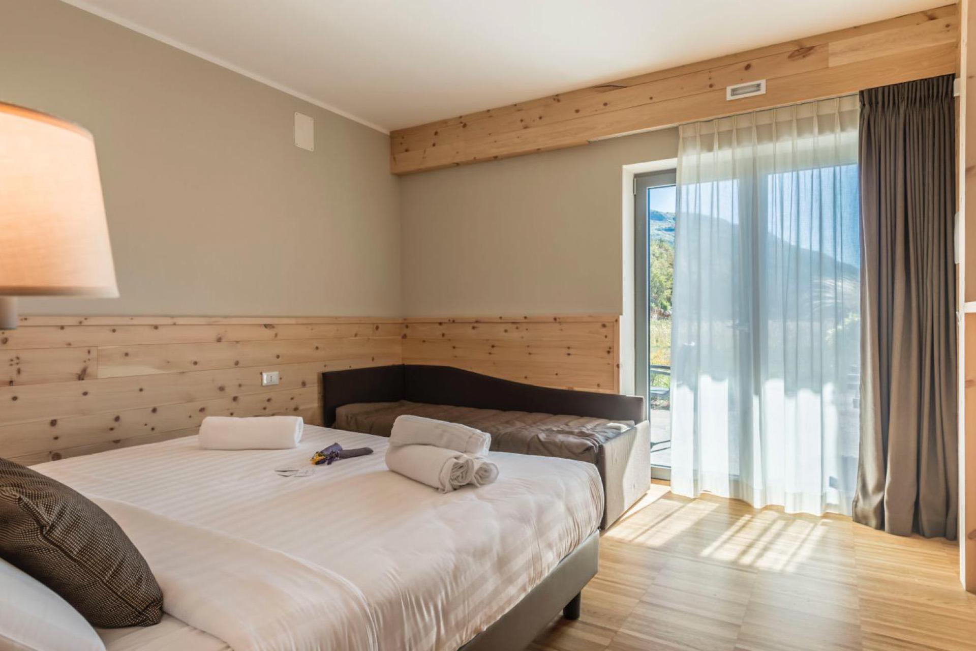 Agriturismo Dolomiten Bio-Apfel-Agriturismo im Seetal des Trentino