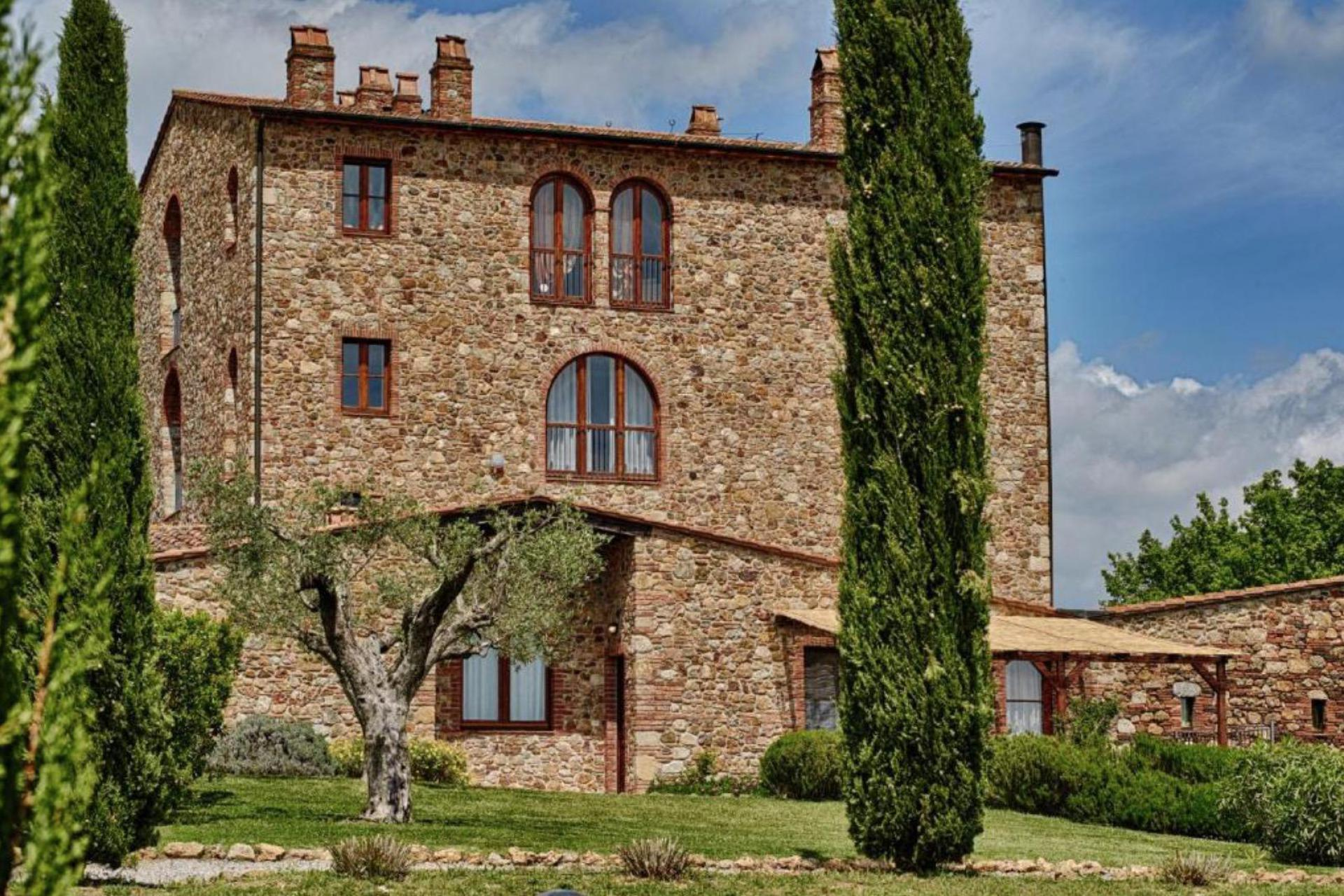 Agriturismo Toskana Ehemaliges Kloster in der Südtoskana   myitalyselection.de