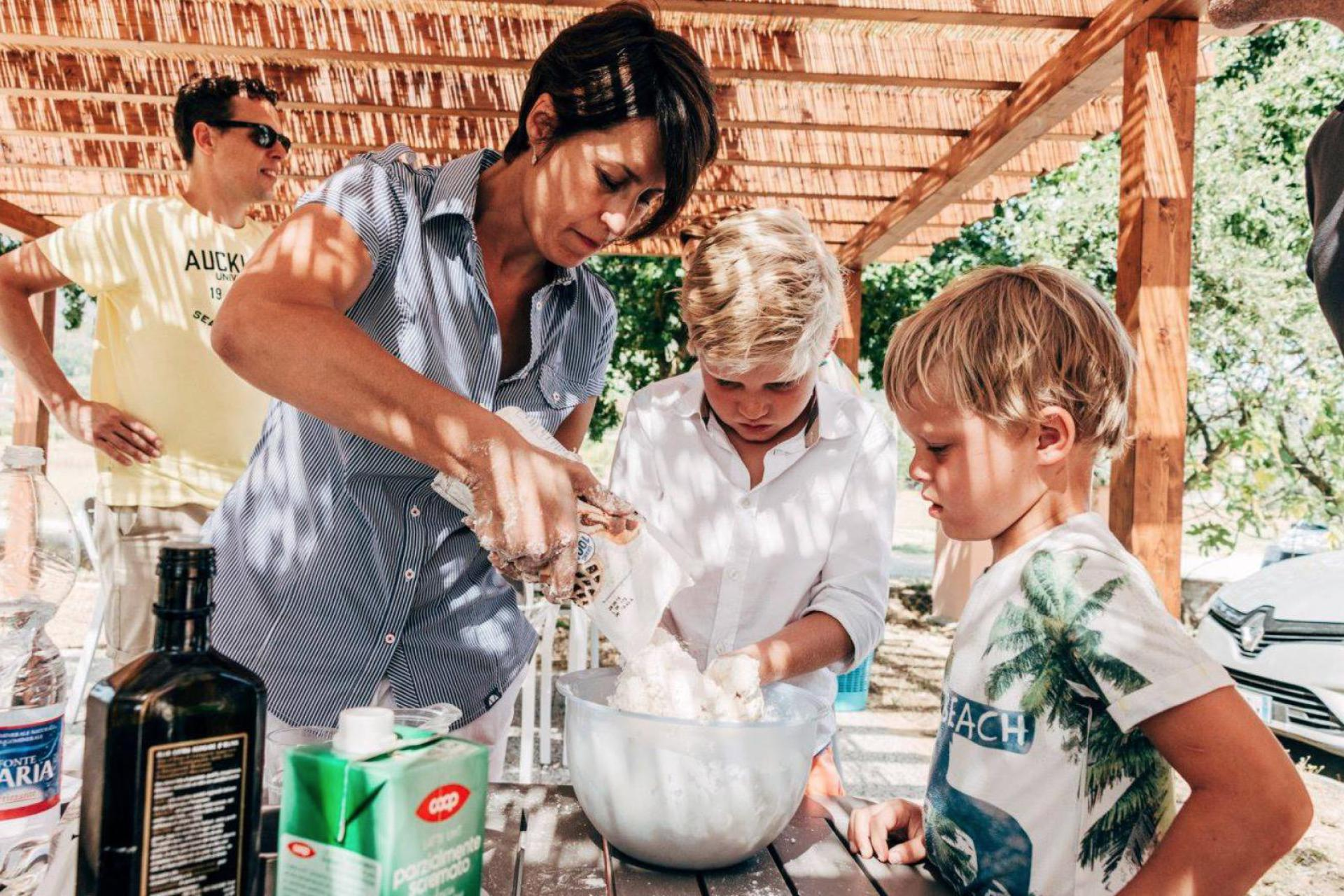 Agriturismo Toskana Kinderfreundliche Unterkunft  Nähe Lucca | myitalyselection.de