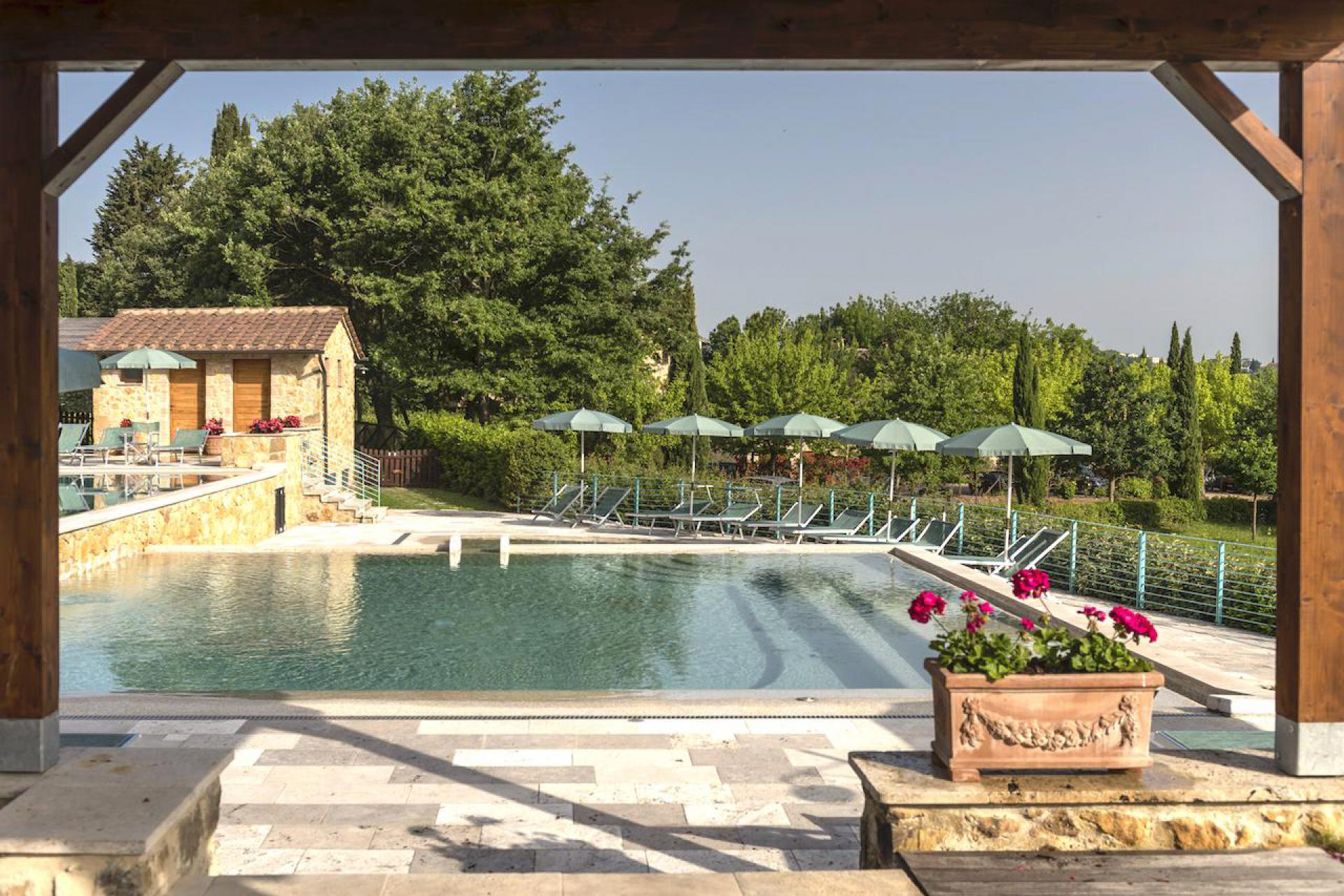 Agriturismo Toskana Kinderfreundliches Resort in der Toskana mit tollem Pool | myitalyselection.de