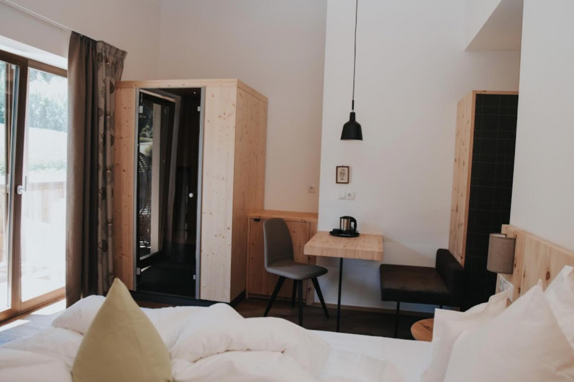 Agriturismo Dolomiten Residenz nur wenige Gehminuten vom Dorf und Skilift entfernt