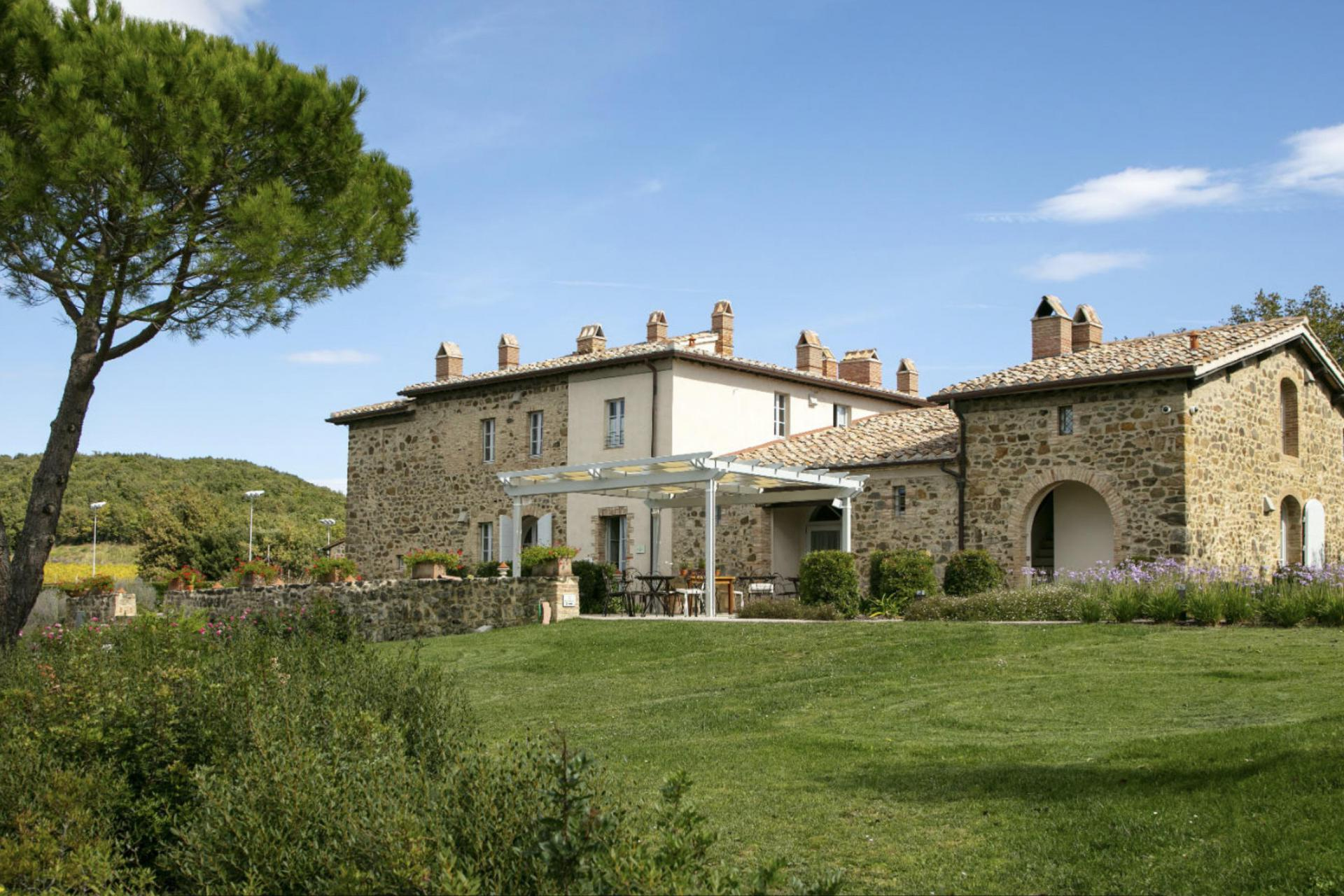 Agriturismo Toskana Wunderschöner Agriturismo, in der Nähe von Montalcino gelegen