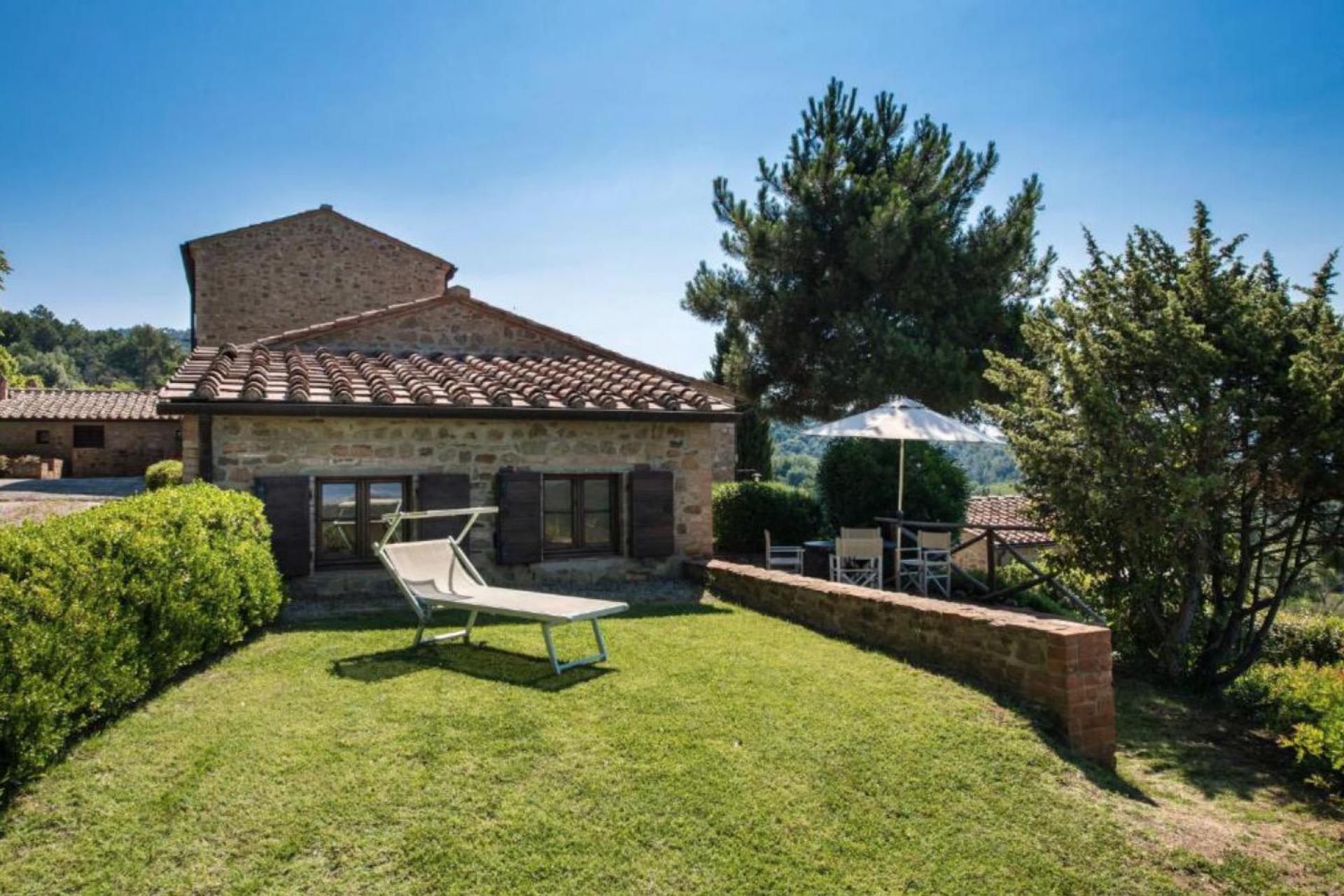 Agriturismo Toskana Sehr gastfreundliche Unterkunft - Nähe San Gimignano | myitalyselection.de