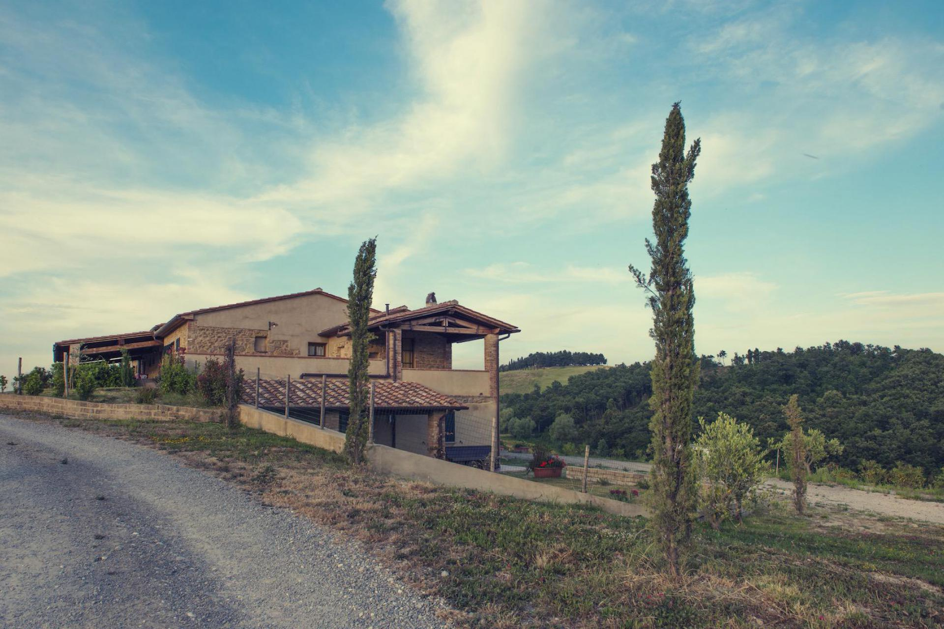 Agriturismo Toskana Wohnungen in Landhäusern Toskana - kinderfreundlich | myitalyselection.de