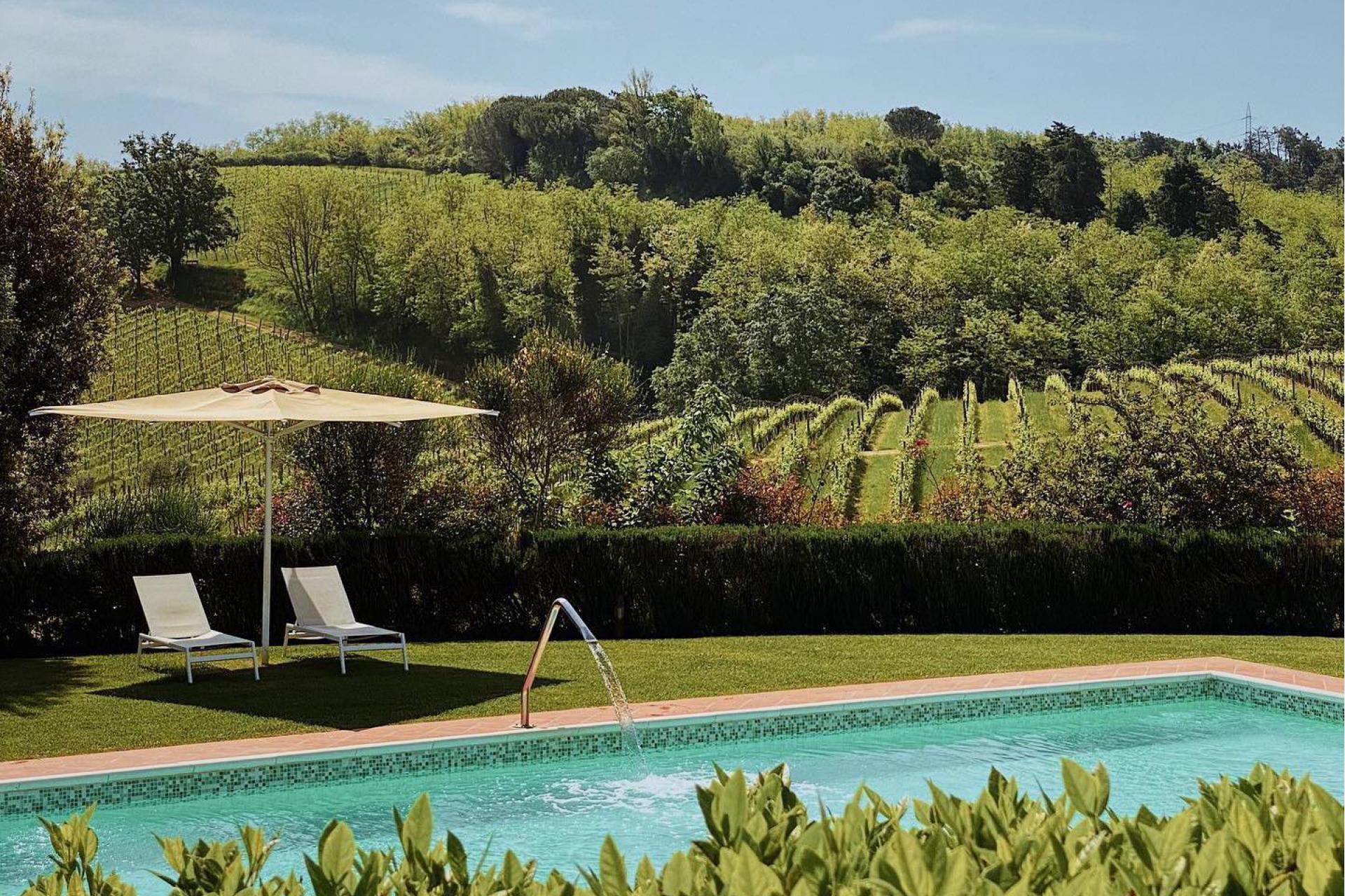 Agriturismo Toskana Wohnungen in Luxus-Weingut - Nähe Pisa  - Toskana | myitalyselection.de
