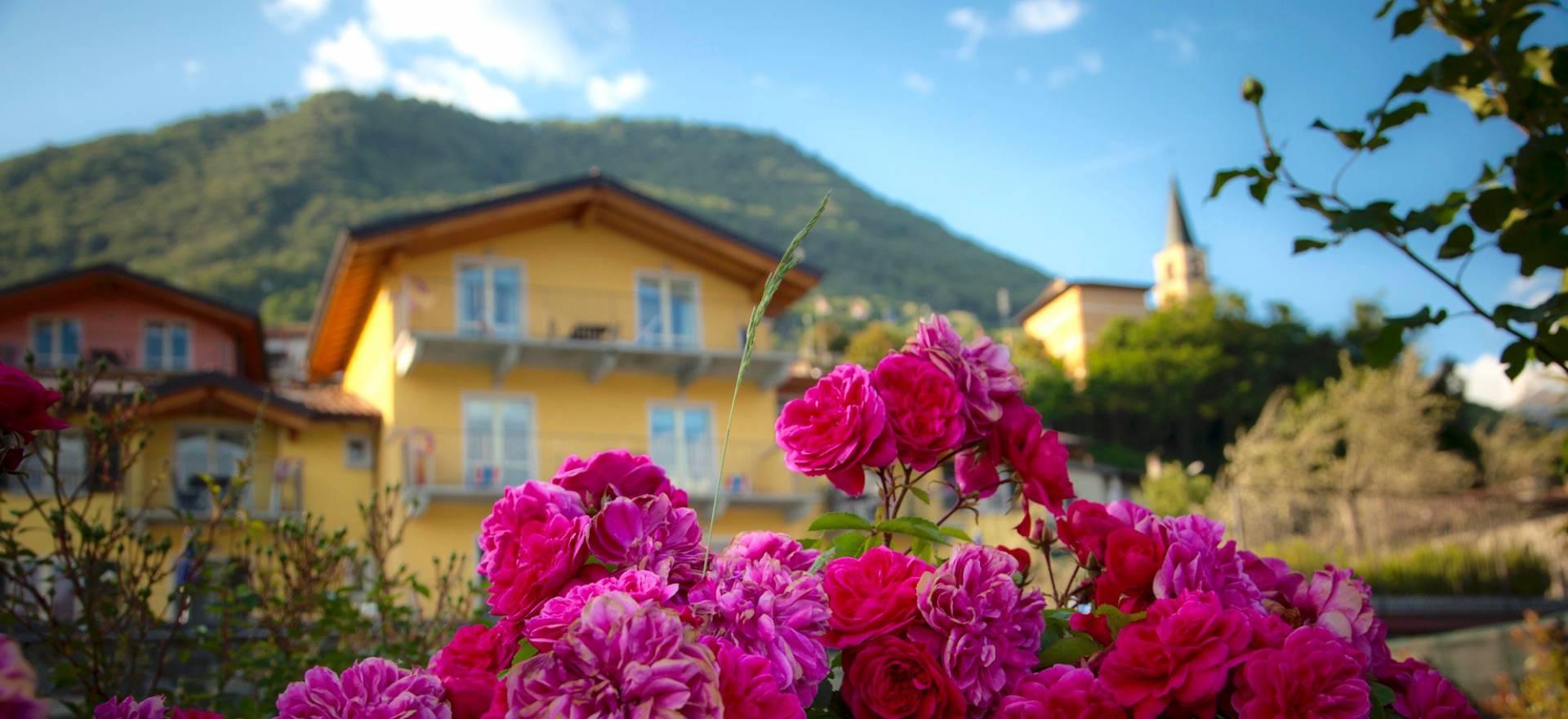 Agriturismo Comer See und Gardasee Residenz am Comer See, familienfreundlich und toller Blick