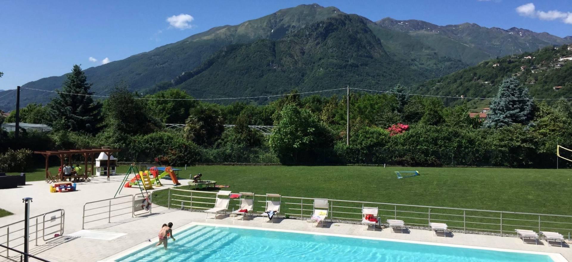 Agriturismo Comer See und Gardasee Agriturismo am Comer See, mit  Pool und familienfreundlich