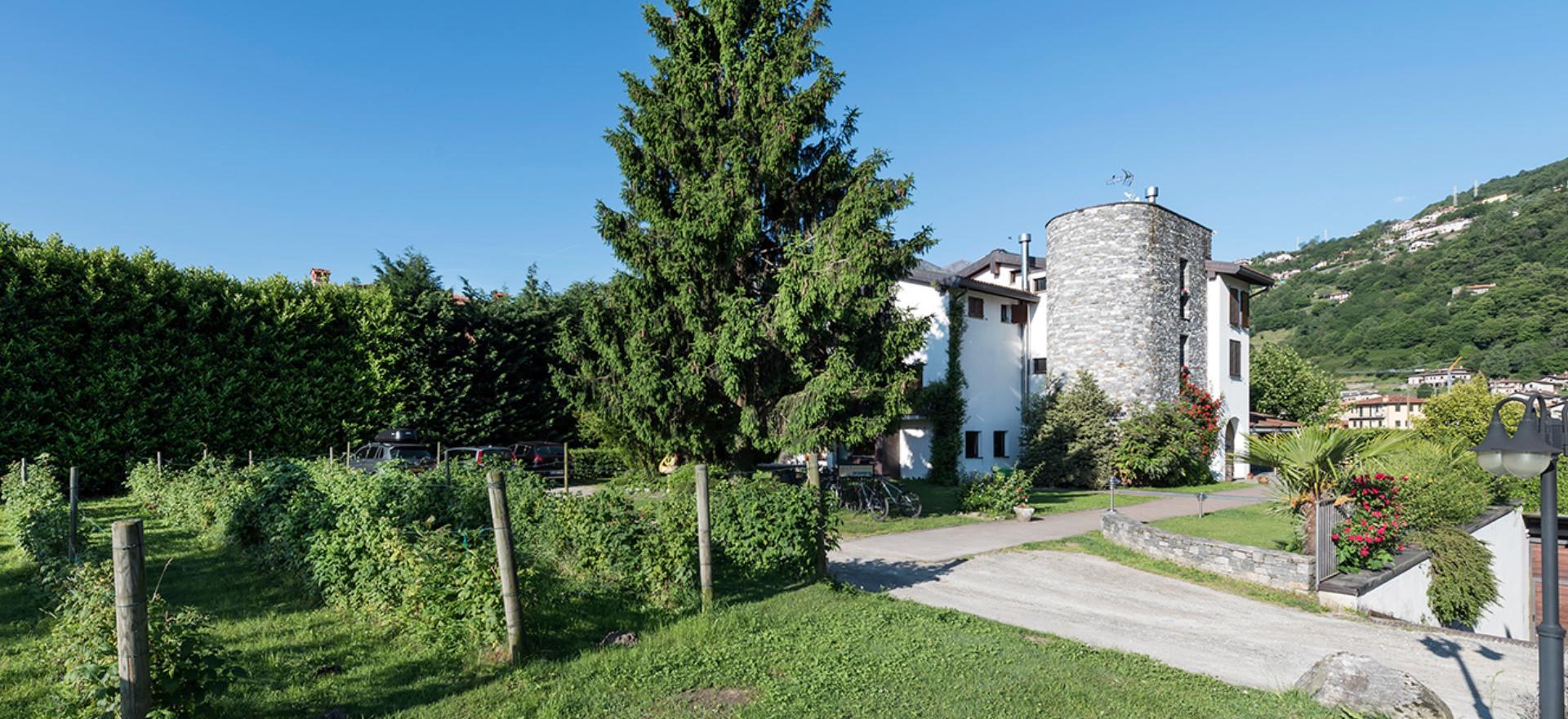 Agriturismo Comer See und Gardasee Agriturismo Comer See, sehr nah am See gelegen