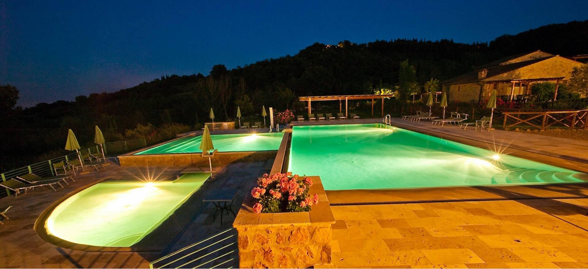 Agriturismo Toskana Agriturismo Country Resort Toskana mit Restaurant und Pool