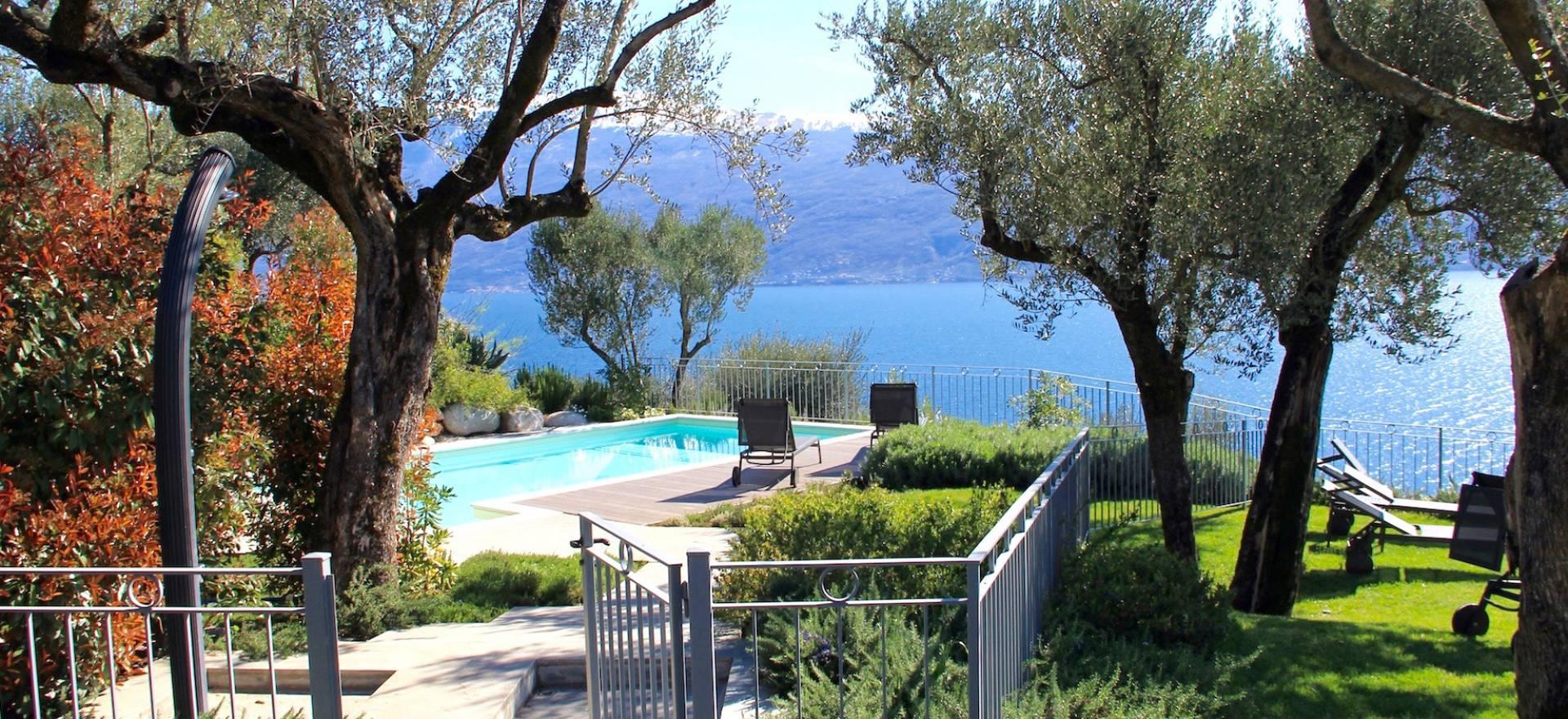 Agriturismo Comer See und Gardasee Agriturismo Gardasee, am Golfplatz und schöner Blick