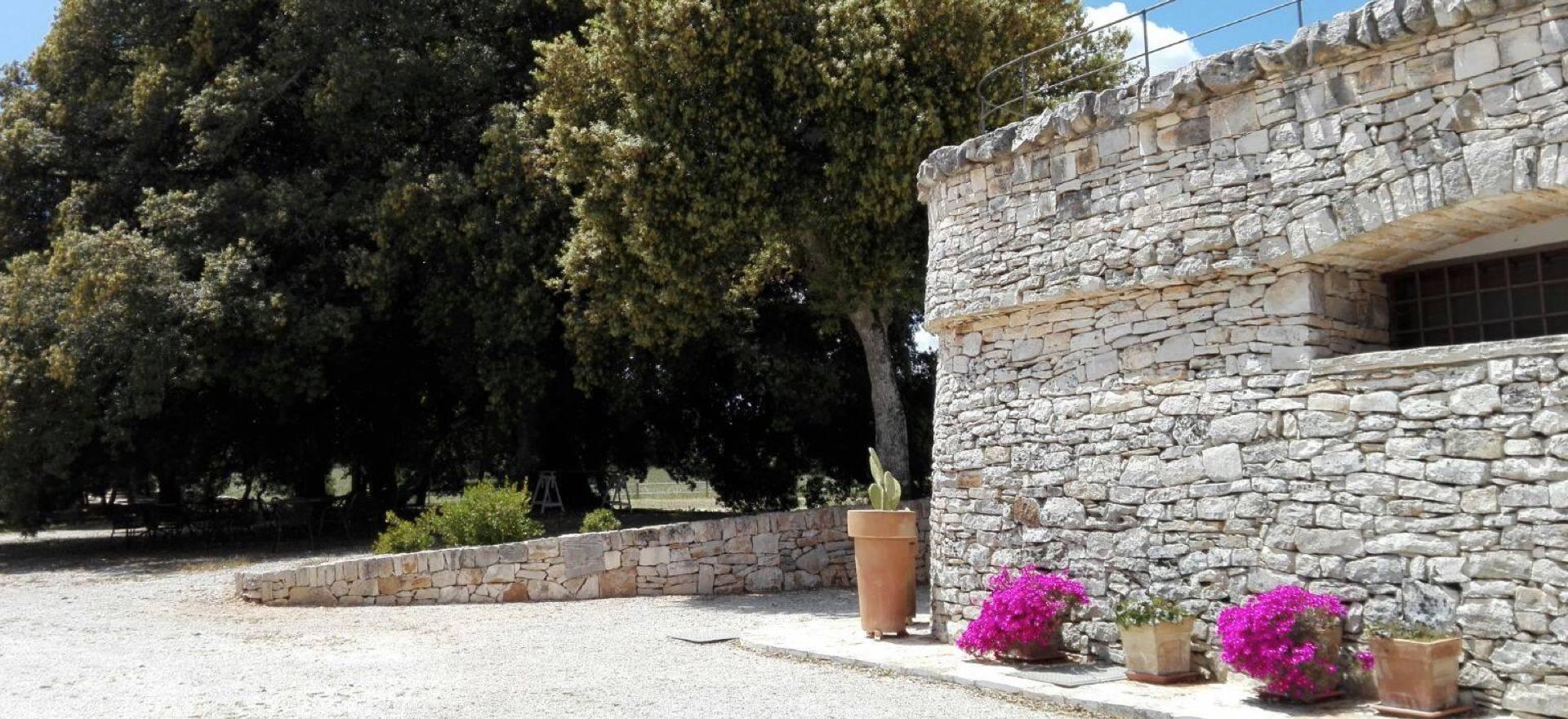 Agriturismo Apulien Agriturismo in ruhiger Lage in der Landschaft von Apulien