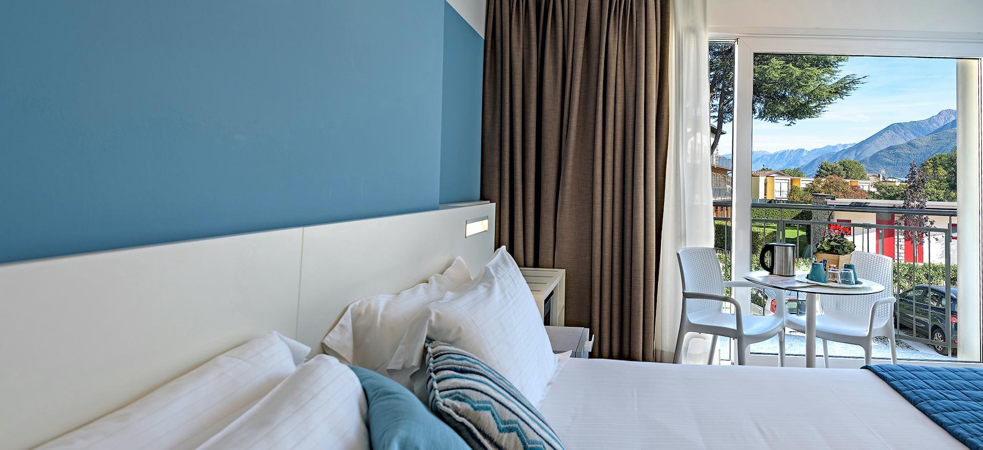 Agriturismo Comer See und Gardasee Hotel in der Nähe der Kiesstrände des Comer Sees