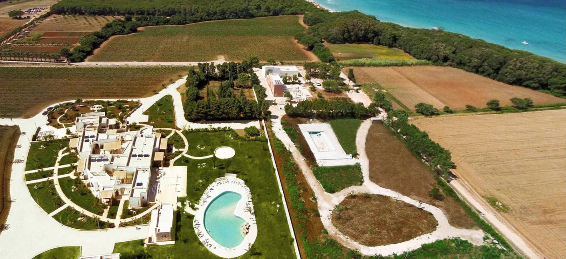 Agriturismo Apulien Luxus-Agriturismo in Apulien, in der Nähe des Meeres