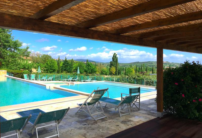 Agriturismo Country Resort Toskana mit tollem Pool