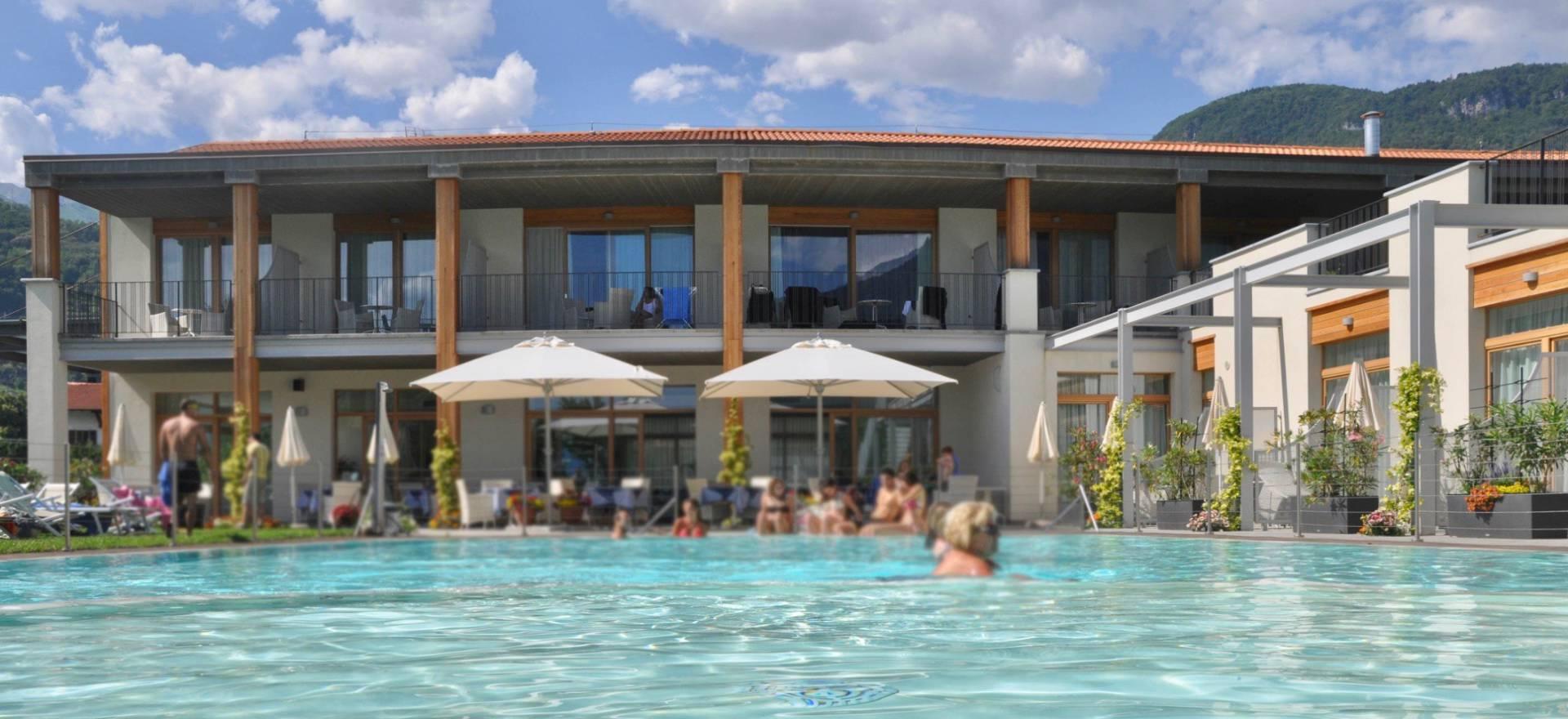 Gardasee Kleines Hotel Am See